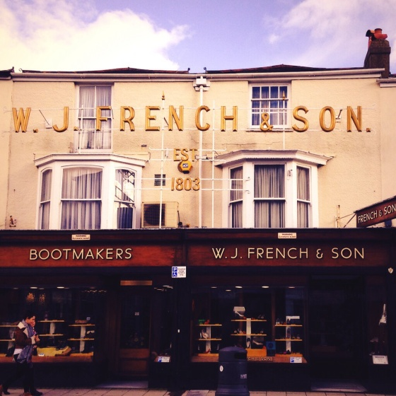 French & Sons Front