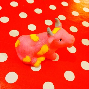 Squeaky Cow