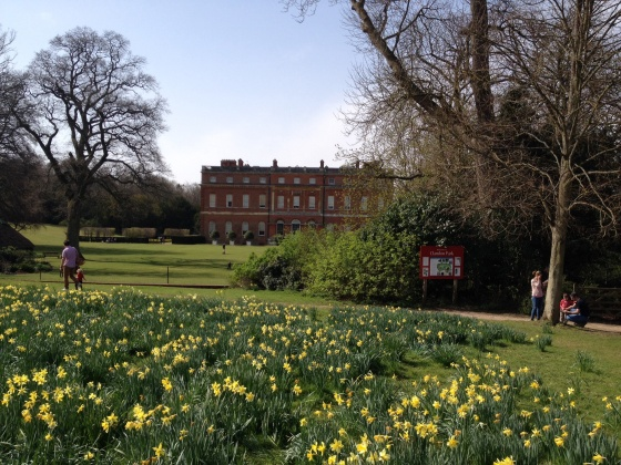 Clandon House