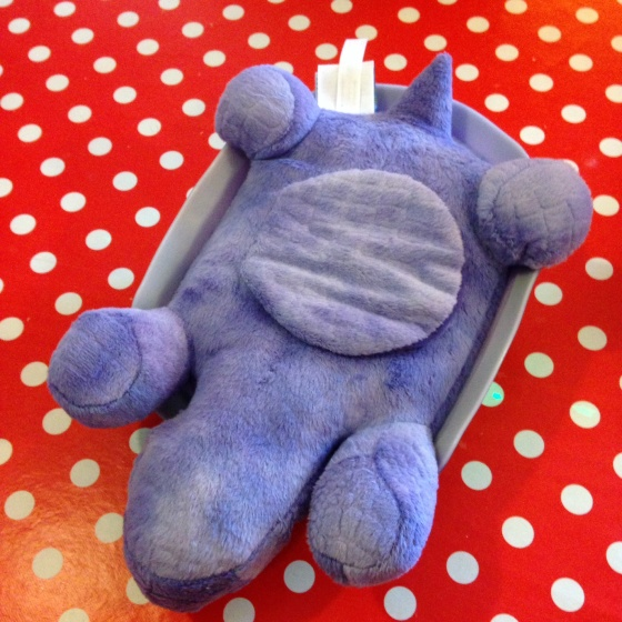 Cloud B Teilight a turtle Plush Body