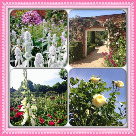 Mottisfont Walled Garden