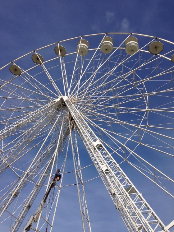 IOW Festival Wheel