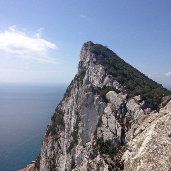 The Rock if Gibraltar