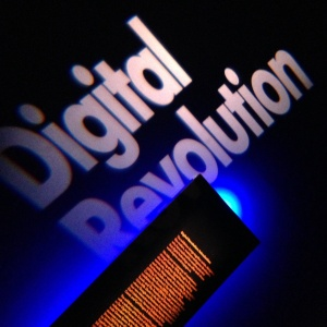 The curve at Digital Revolutions