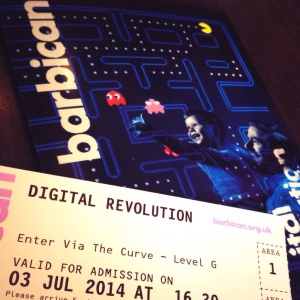 Digital Revolution tickets