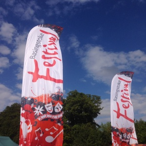 Basingstoke Festival Flags