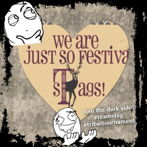 Just So Festival Stags