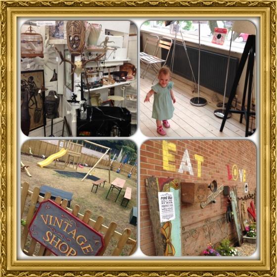 Molly's den Winchester sale room