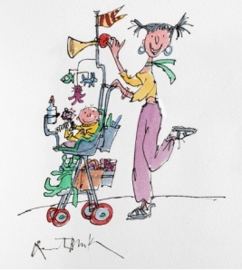 Quentin Blake Best of Buggies