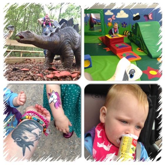 Wellington Country Park Dinosaurs