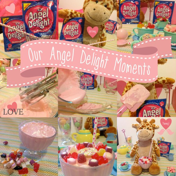 #AngelDelightMoments 1