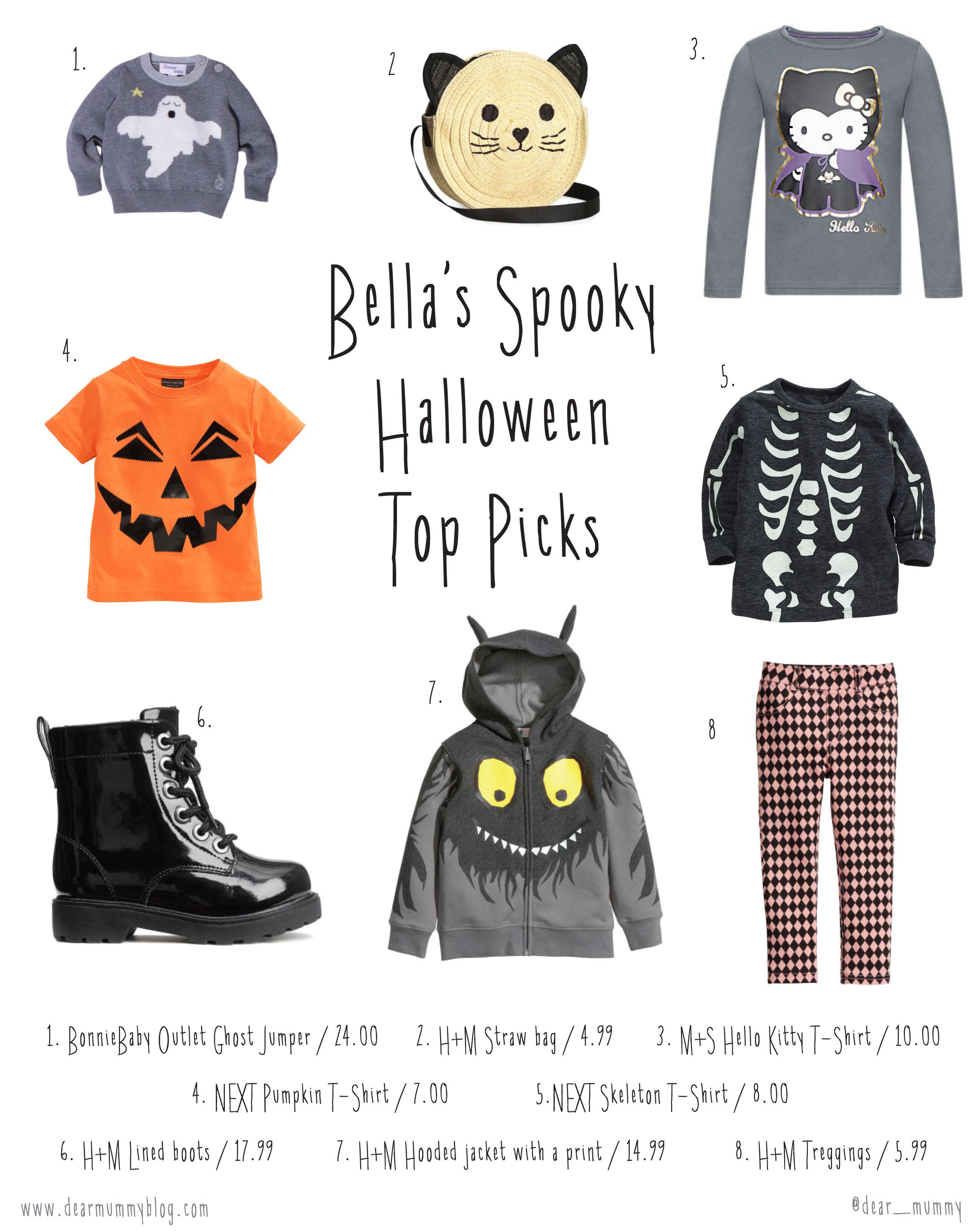 Trendy Tots – HalloweenSpecial
