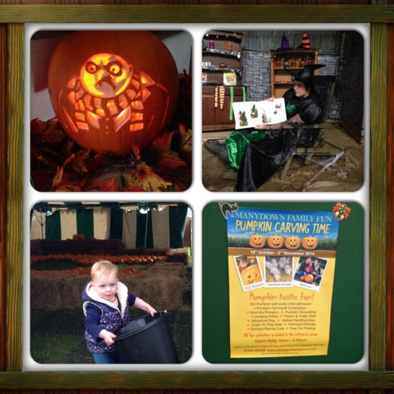 Witches at Manydown Farm
