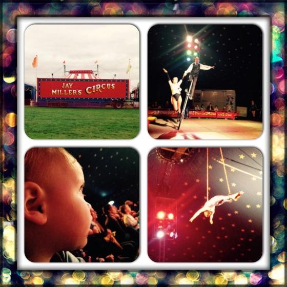 Jay Miller's Circus
