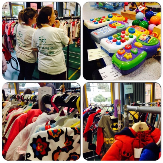 Basingstoke NCT sale