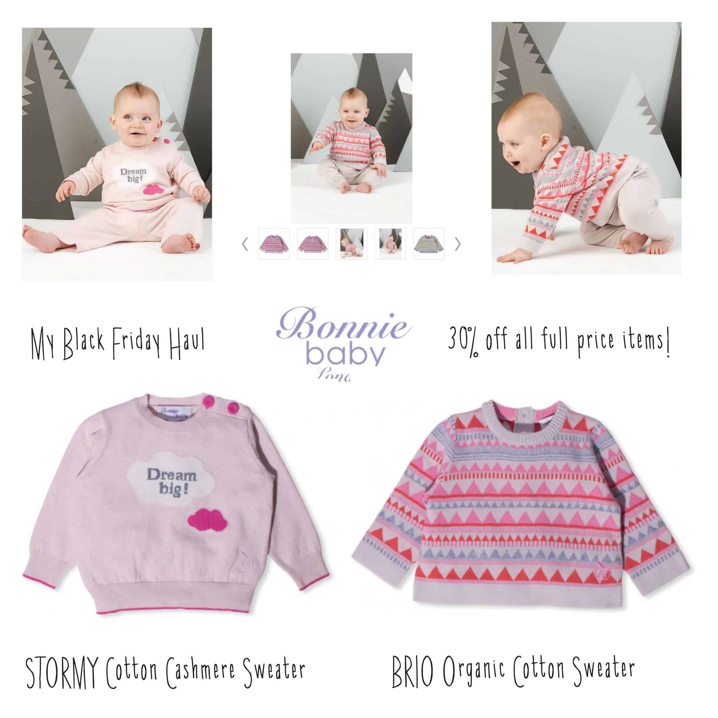 Bonnie Baby Dear Mummy Blog