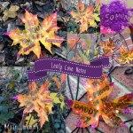 #Somum Leafy Love Note