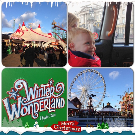 Winter Wonderland London 1