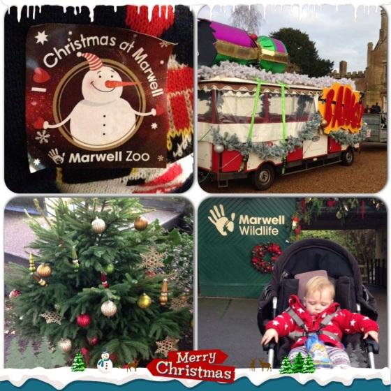 Christmas at Marwell