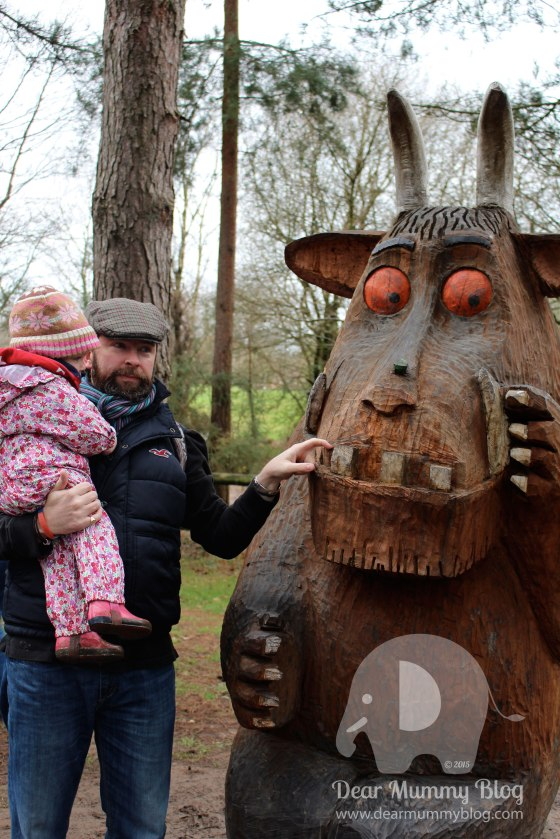 The Gruffalo Trail Moors valley 4