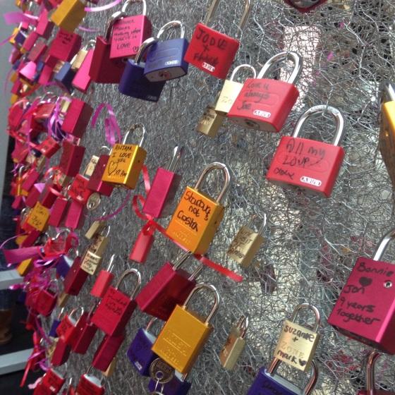 #Lockyourlove Festival Place
