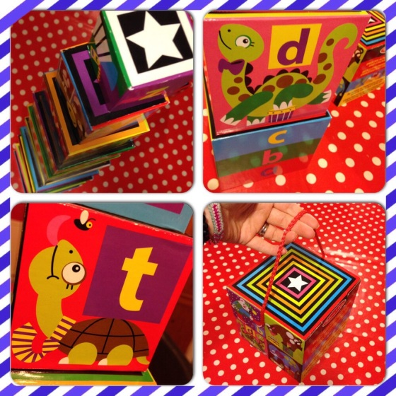 Melissa and Doug stacking blocks 3