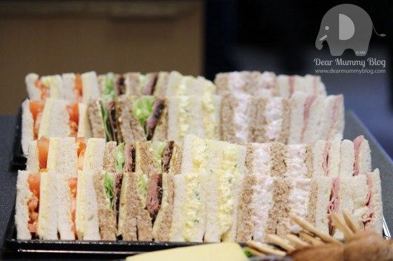 Morrison's sandwiches