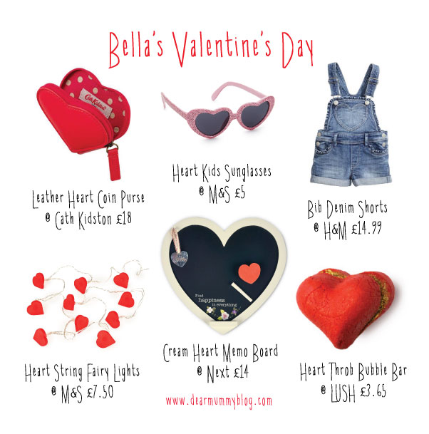 Bella's Valentine's Day Gift Ideas