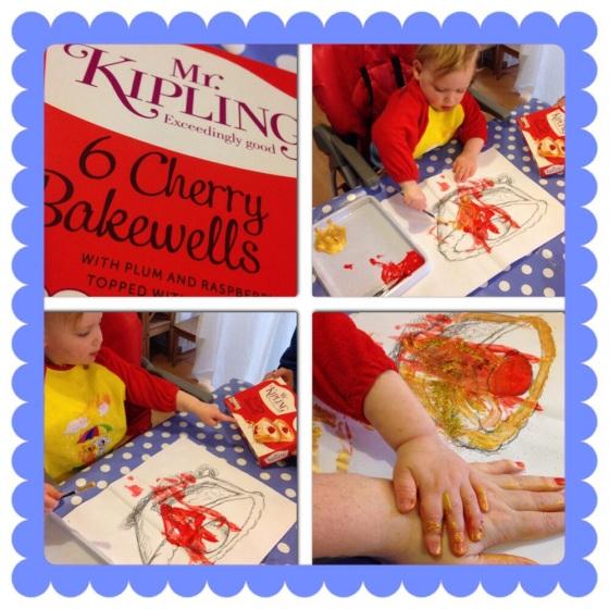Mr Kipling's Cherry Bakewells