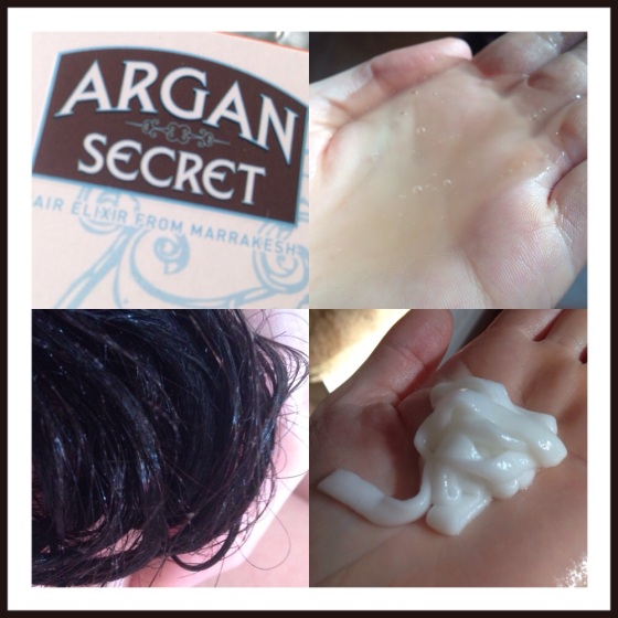 Argan Secret Shampoo review