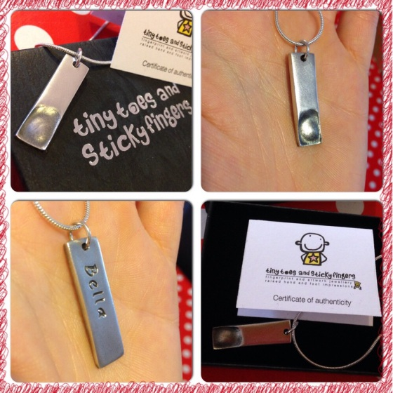 Tiny Toes and Sticky Fingers Jewellery