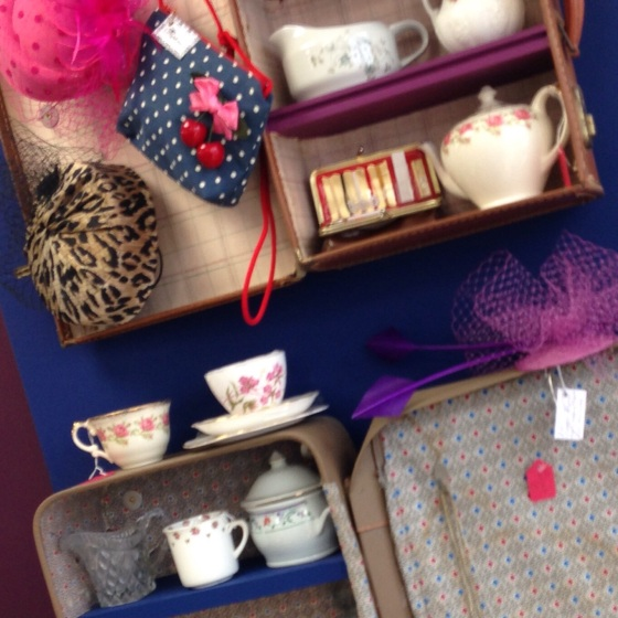 Vintage Treasures Shop Basingstoke