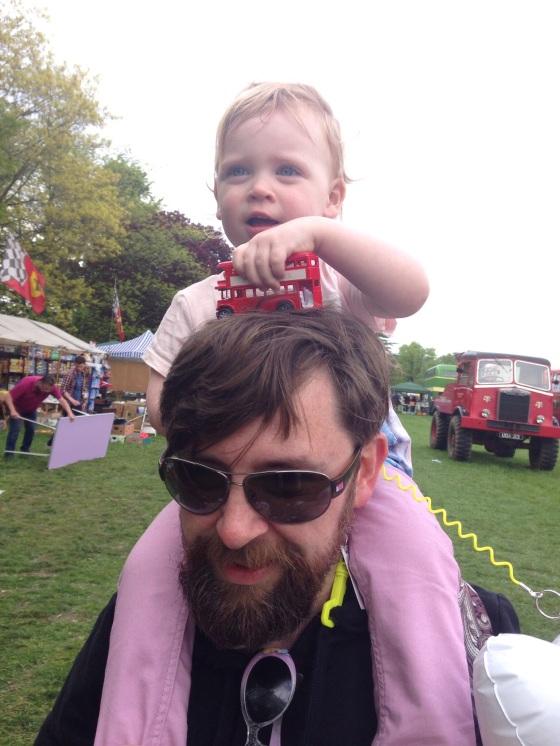 Basingstoke's Festival of Transport