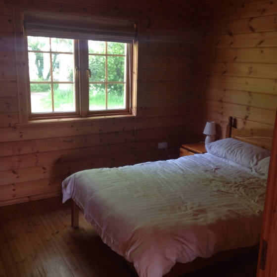 Beech Lodge, Home Farm - One of the bedrooms