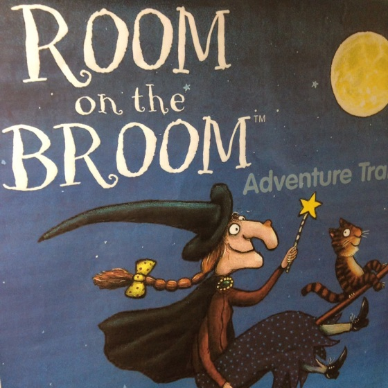 Room on the Broom Trail in Wakefield