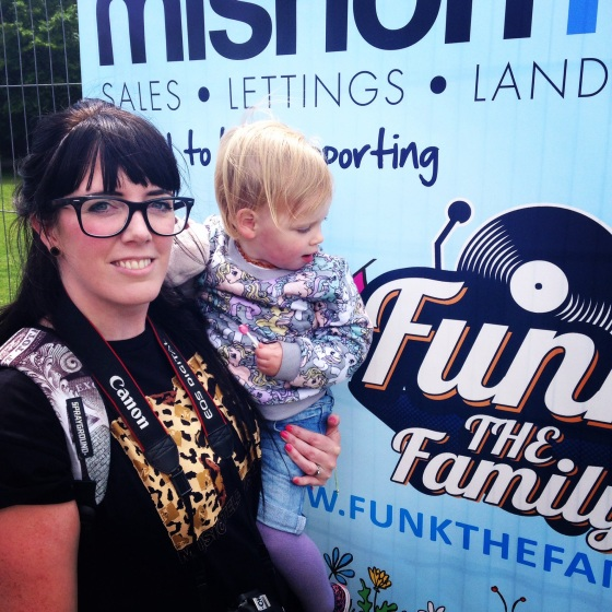 Funk the Family Festival 2015