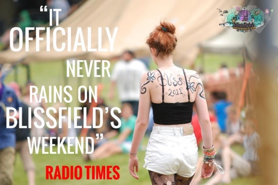 Radio Times Blissfields Quote