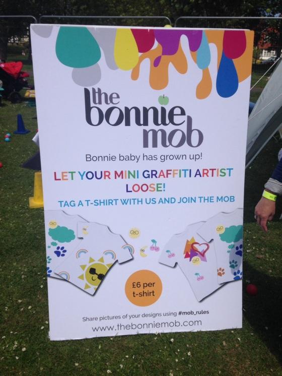 The Bonnie Mob, Brighton