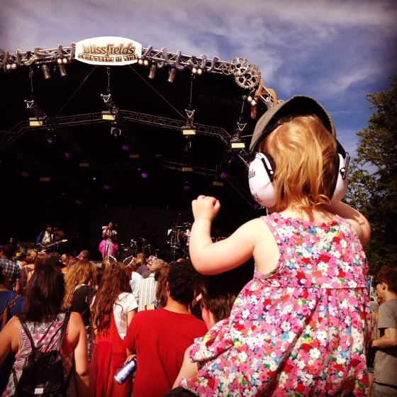 Blissfields Festival Review