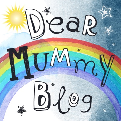 Dear Mummy Blog Logo