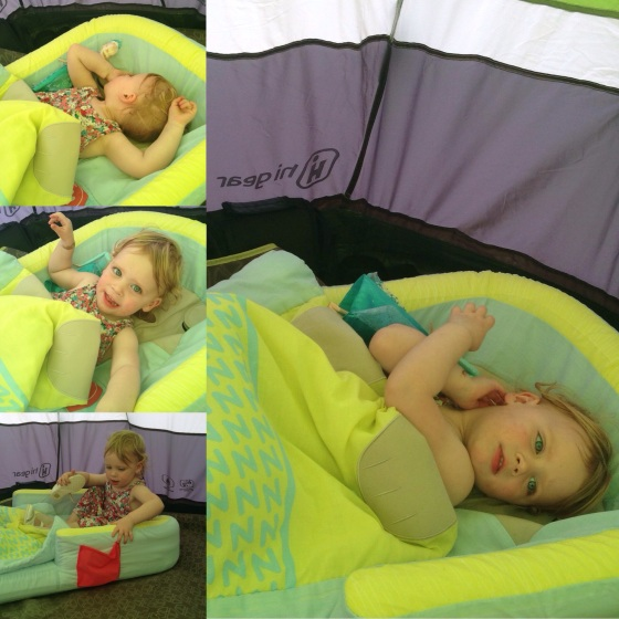My First BearHug ReadyBed Review