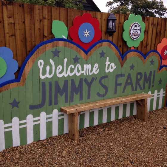 Jimmy's Farm Sausage and Beer Festival 2015 Review