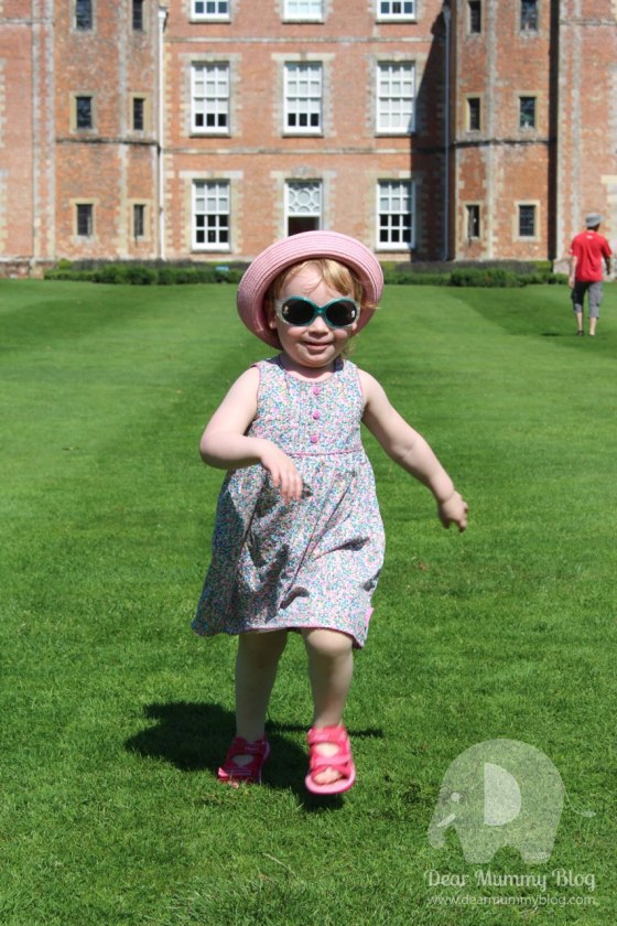 Charlie and Lola at Mottisfont
