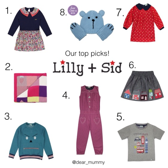 Lilly & Sid Kids Fashion