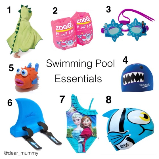Swimming Pool essentials