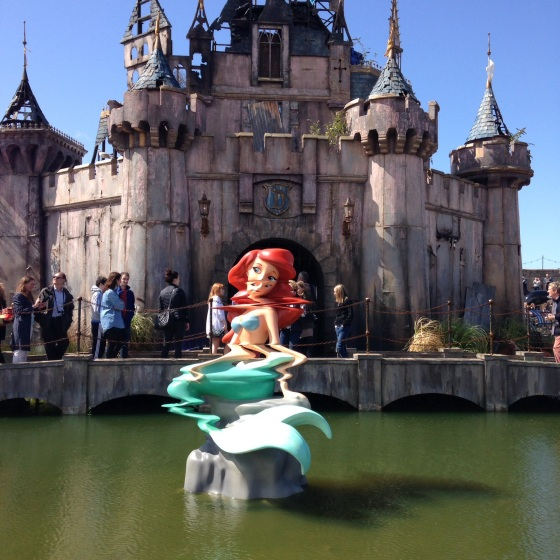 Dear Mummy Blog at Dismaland