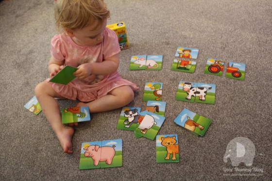 Farmyard Heads and Tails review