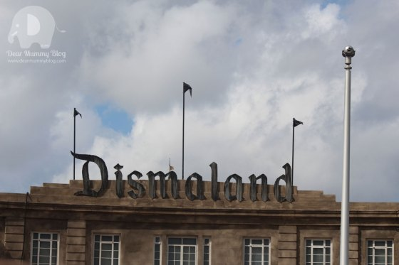 Dismaland Review by Dear Mummy Blog