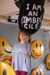 Dismaland gift shop