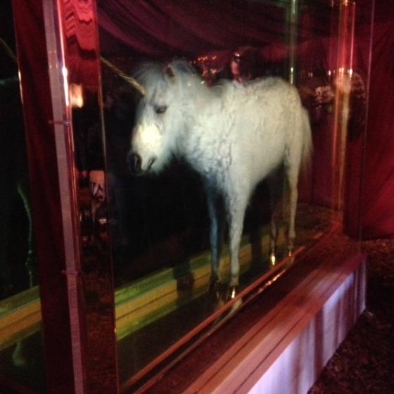 Dismaland Unicorn